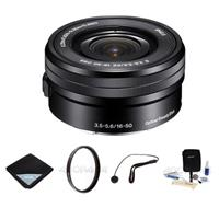 Sony 16-50mm F3.5-5.6 OSS Retractable (Pancake) E-Mount N...