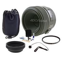 Sony 50mm f/2.8 Macro Lens for Alpha A DSLR Mount - Bundl...