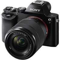 Sony Alpha a7 Mirrorless Digital Camera, with FE 28-70mm ...