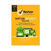 Symantec Norton Security Deluxe 3.0 Antivirus Software, 1...