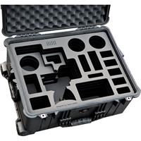 Hard Case with Wheels and Pull-Out Handle for Sony FS5 Ca...
