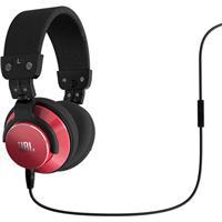 JBL BassLine DJ-Style Over-Ear Stereo Headphones, 10Hz-22...