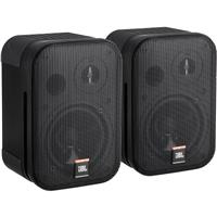JBL C1PRO Compact Size Two-Way Speakers, Black. Priced in...