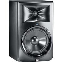 "JBL 8"" Two-Way Powered Studio Monitor, 37Hz-24kHz Frequen..."