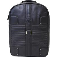 "Jill.e Olivia Leather Laptop Bag 13"" - Black"
