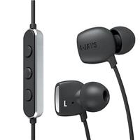 Jays t- Four In Ear Noise Isolating Earphones with 3-Butt...