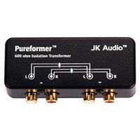 JK Audio Pureformer Stereo Isolation Transformer, 20Hz to...