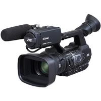 JVC GY-HM660 ProHD Mobile News Streaming Camera, 23x Opti...