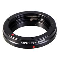 Olympus Pen Lens to Micro Four Thirds Camera Lens Adapter
