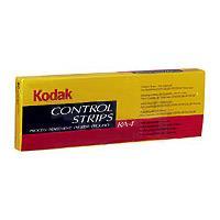 Kodak RA-4 Ektacolor RA Processing Control Strips, 3 1/2x...