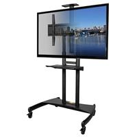 "Kanto MTM82PL Mobile TV Mount for 50"" to 82"" TV, Plastic ..."