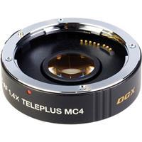 Kenko Teleplus MC4 1.4x DGX 4 Element Teleconverter for M...