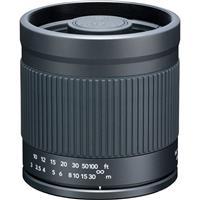 Kenko 400mm f/8 Mirror, Manual Focus Lens for Micro 4/3 M...