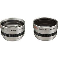 Kenko 37mm & Wide Lens Set with adapters for 37mm, 30mm &...
