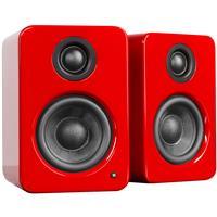 Kanto YU2 2x 25W RMS Powered Desktop Speakers, Pair, Glos...