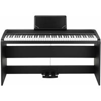 KORG B1SP 88 Keys Digital Piano with Stand and 3-Pedal Un...