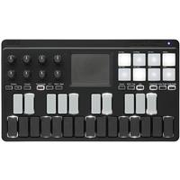 KORG nanoKEY Studio Mobile MIDI Keyboard with 25 Backlit ...