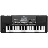 KORG PA-600 Professional 61-Key Arranger Keyboard with Bu...