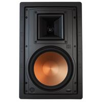 Klipsch R-5800-W In-Wall Speaker, 50W RMS Power, Single, ...