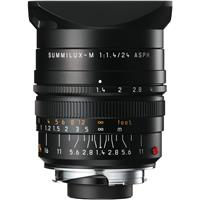 Leica 24mm f/1.4 SUMMILUX-M Aspherical, Manual Focus (6-B...