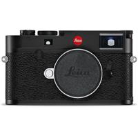 Leica M10 Mirrorless Digital Rangefinder Camera, Black