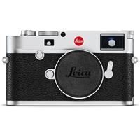 Leica M10 Mirrorless Digital Rangefinder Camera, Silver C...