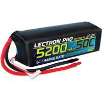 Common Sense RC Lectron Pro 22.2V 5200mAh 50C Lithium Pol...