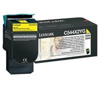 Lexmark C544X4YG Yellow Toner Cartridge for C544 Printers...