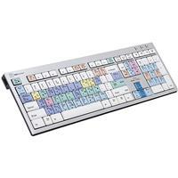 Logic Keyboard Sony Vegas Slim Line PC Keyboard