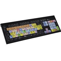 Logic Keyboard Astra Series Logic Pro X Mac Wired Backlit...