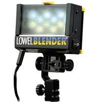 Lowel-Light Blender, 120V and 240V LED Light Head with 4 ...