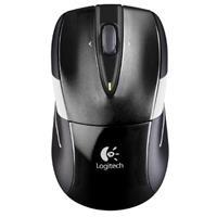 Logitech M525 Wireless Mouse, Black