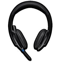 Logitech USB Headset H540 for PC Calls and Music - Black