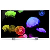 "LG EG9100 55"" Class 1080p Full HD Smart Curved OLED 3D TV..."