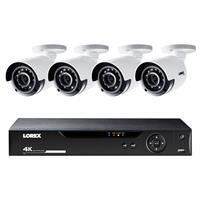 Lorex LHV5100 Series 8-Channel 4K UHD DVR Bundle with 1TB...
