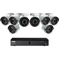 LHA2000 8-Channel HD MPX DVR with 8x LAB223B 1080p Weathe...