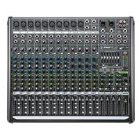 Mackie ProFX16v2 16-Channel 4-Bus FX Mixer With USB, 10 V...