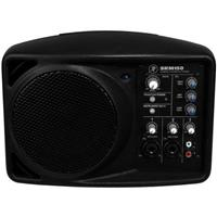 Mackie 5.25in Compact Powered PA System, 150W, 8 Ohms Imp...
