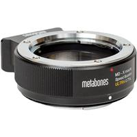 Minolta MD Lens to Fujifilm X-Mount Camera Speed Booster ...