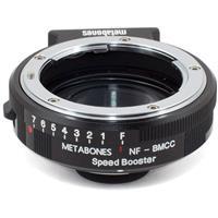 Nikon G Lens to Blackmagic 2.5k Cinema Camera with Micro ...