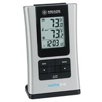 Meade TE109NL-M Personal Weather Station with Quartz Clock