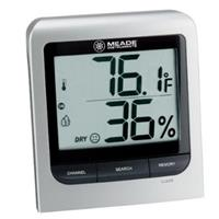 Meade TM005X-M Wireless Personal Weather Station, Indoor/...