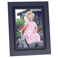 """Classic Easel Cardboard Frame for a 4x6"""" Photograph, with..."""