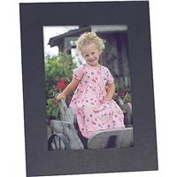 """Contemporary Easel Cardboard Frame for a 5x7"""" Photograph,..."""