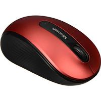 Microsoft Wireless Mobile Mouse 4000, Red