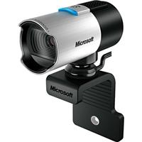Microsoft LifeCam Q2F-00001 Webcam with USB 2.0, 5 Megapi...