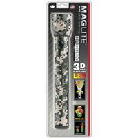 Mag-Lite ST3DMR6 3-D Cell LED Flashlight, Universal Camo