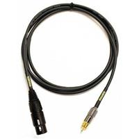 Mogami Gold 6' XLR Female to RCA Male Cable