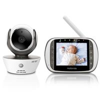 Motorola Digital Video Baby Monitor with Wi-Fi Internet V...