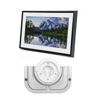 Canvas - Leonora Black - With Meural Swivel Mount Frame W...